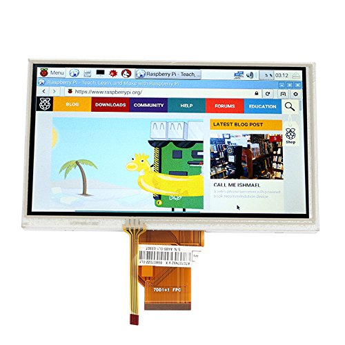 sainsmart-7-inch-tft-touch-screen-lcd-monitor-for-raspberry-pi-driver-board-hdmi-vga-2av