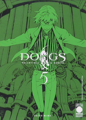 Dogs: Bullets & Carnage Vol.5 par MIWA Shirow