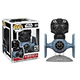 Pop Star Wars Tie Fighter with Pilot Deluxe Vinyl Figure
