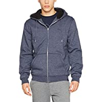 Quiksilver Herren Everyday Sherpa-Zip-Up Hoodie