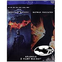 Batman Pakiet Kolekcjonerski: Batman-Początek / Batman: Mroczny rycerz