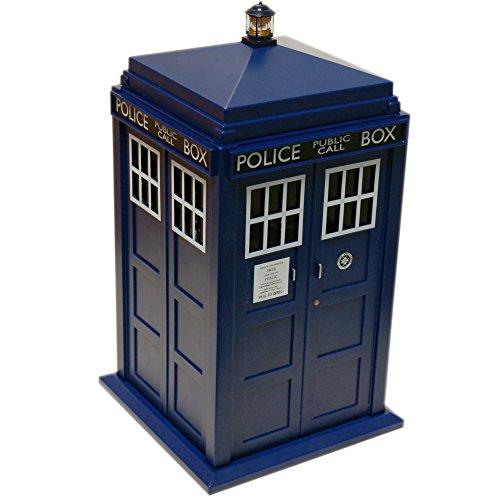 Doctor Who - Keks Dose mit Licht und Sound Effekt (aus Staffel 11) (Hohe Sound-wecker)