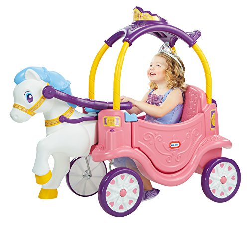 Little Tikes Princess Horse & Carriage Apertura...