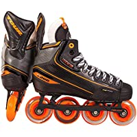 Tour Hockey Código 2Senior–Patines de hockey, Unisex, negro