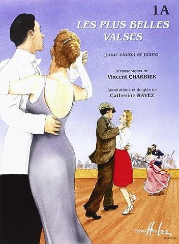 Les plus belles valses Volume 1A