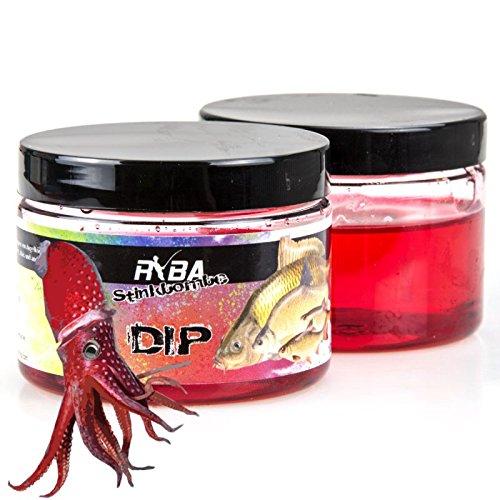 RYBA - Angel Dip Stinkbombe - Squid Octopus Tintenfisch - 100ml