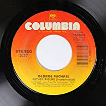 George Michael 45 RPM Father Figure (Instrumental) / Father Figure