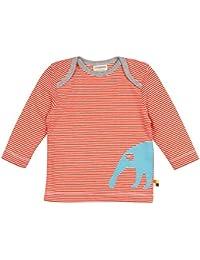 loud + proud Baby Shirt, Ringel Sweatshirt