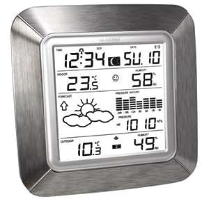 VELLEMAN Station météo avec affichage de température/humidité