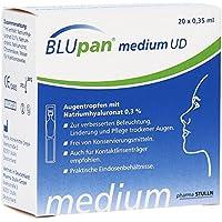Preisvergleich für BLUPAN medium UD Augentropfen 7 ml Augentropfen
