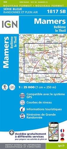 Mamers/Bellême/Le Theil : 1817sb