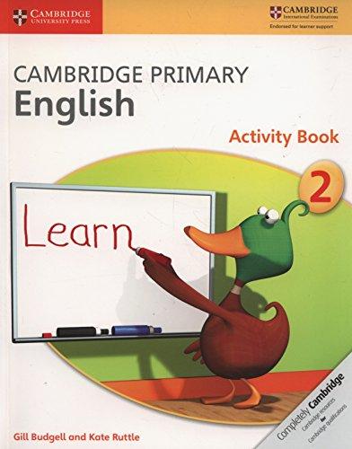 Cambridge Primary English. Activity Book Stage 2