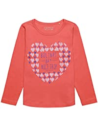 Esprit Kids, T-Shirt Fille, Off White 110