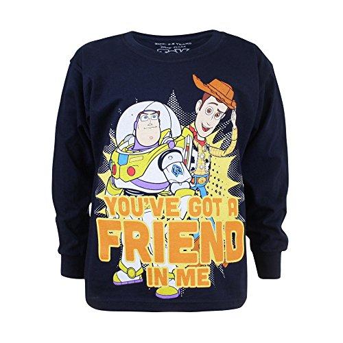 Disney Friend In Me, Camiseta de Manga Larga para Niños