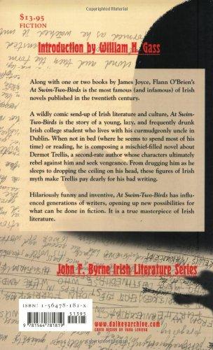 At Swim-Two-Birds (John F. Byrne Irish Literature Series)
