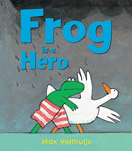 Frog is a Hero