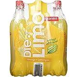 Granini Die Limo Orange + Lemongras, 6er Pack, Einweg (6 x 1 l)