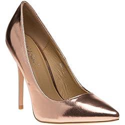 Solesister Fifee Damen Schuhe Gold
