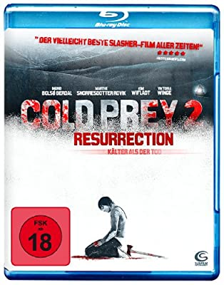 Cold Prey 2 Resurrection - Kälter als der Tod (Blu-ray)