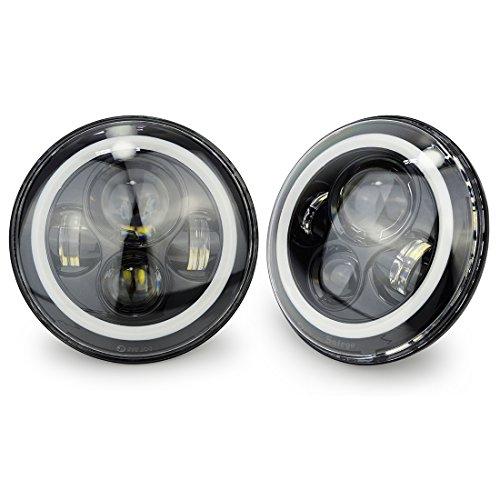 Safego LHL-MBR-7inch-WYE-2 Faro LED Lampadina a LED Motore