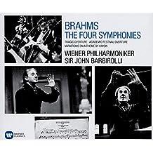Brahms: Symphonies 1-4, Ouverture Tragique...