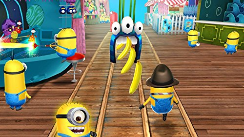 Image of Despicable Me: Minion Rush