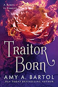 Traitor Born (Secondborn Book 2) (English Edition)