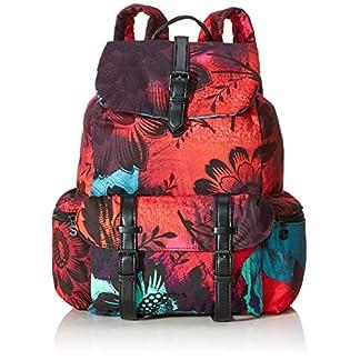 Desigual 19WAKA16 – Bolso mochila de Sintético Mujer 36x15x29 cm (B x H x T)