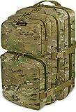 normani US Assault Pack Rucksack Laser Tec Farbe Multitarn Größe 50 Liter