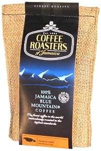 Blue Mountain Coffee 100% Jamaica Roasted and Ground (113g bag)