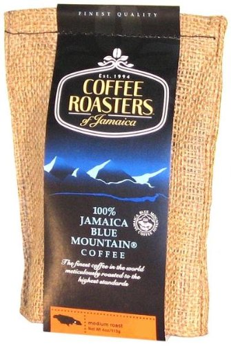 Coffee Roasters of Jamaica 100% Blue Mountain gemahlen, 1er Pack (1 x 113 g)