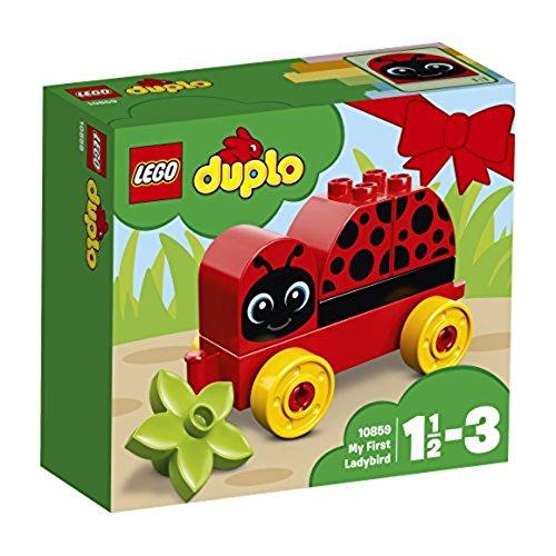 Lego Duplo 10859 – My First – la Mia Prima Coccinella