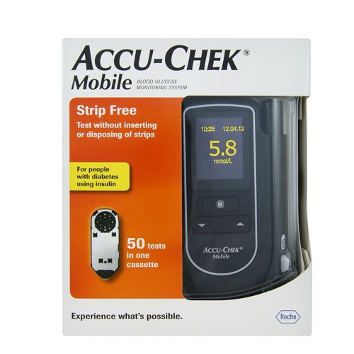 Accu-Chek Mobile Blood Glucose System (Eligible for VAT relief in the UK)