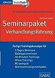 Seminarpaket Verhandlungsführung: Seminarpaket als CD-ROM mit Word-, PDF- und PowerPoint-Dateien