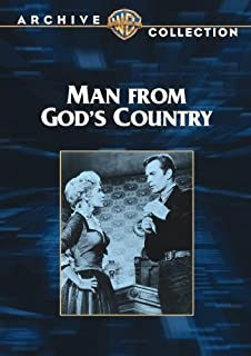 Man From God's Country by Randy Stuart George Montgomery