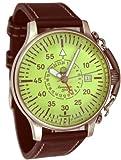 """Reloj Automático look volador """"con sistema de 24h-(especial primavera)-protector de corona-luz nocturnas Marcador"""" A1396"""