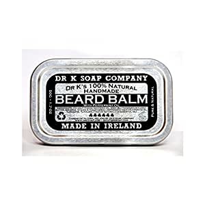 DR K SOAP COMPANY BEARD BALM WITH PEPPERMINT OIL 50 G
