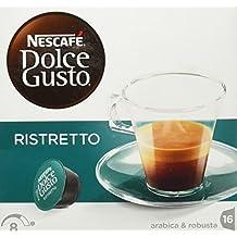 Nescafé Dolce Gusto Cafe Ristretto Cápsulas de café - 16 Unidades
