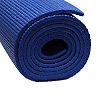 Yoga Mat Dark Blue 6mm