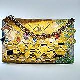 Handgemachte Frauen Handtaschen | Der Kuss