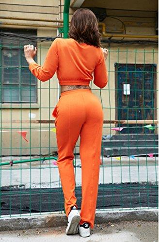 Ammon Lowen - Survêtement - Femme Orange