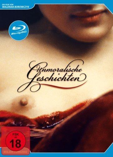 Bild von Unmoralische Geschichten [Blu-ray] [Special Edition]