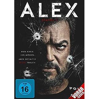 Alex - Staffel 1 [2 DVDs]