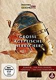 Große Ägyptische Herrscher: Nofretete / Ramses III [2 DVDs]
