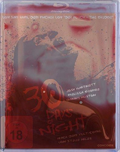 Bild von 30 Days of Night (im Spezialschuber mit Kunstblut) [Blu-ray]