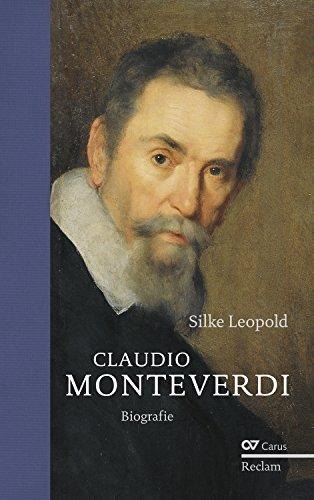 Claudio Monteverdi: Biografie Italienischen Barock-kunst