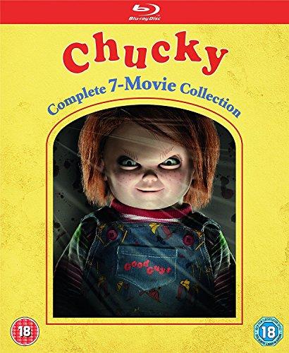 Chucky Complete Collection [Edizione: Regno Unito] [Blu-ray] [Import italien]
