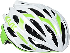 Kask Mojito 16 - Bicycle helmet - Adult Mixed - Multicolored (Weiß/Lindgrün) - Size: M (52-58 cm)