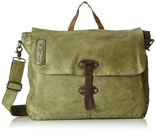 Taschendieb Td0803, sac bandoulière Grün (Green)