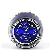 Autothermometer und -hygrometer Entlüfter Klassische Temperaturanzeige fürs Auto
